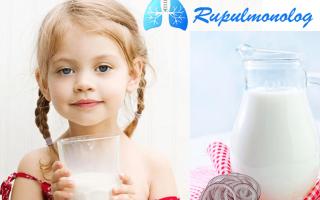 Молоко с луком от кашля: рецепты (лук вареный в молоке, средство с медом и т.д.), инструкция по применению