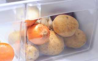 Как хранить картошку в квартире и при какой температуре: 5 способов хранения