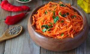 Сколько хранится корейская морковь в холодильнике: срок годности морковки по-корейски, особенности хранения, как хранить правильно