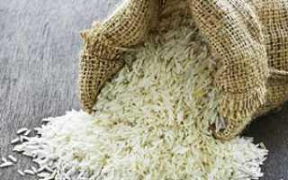 Рис при подагре: можно ли его есть больным подагрой, лечение рисом, нормы и правила употребления продукта