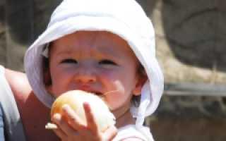 С какого возраста можно давать лук ребенку: когда можно вводить детям в прикорм, чем полезен репчатый для организма грудничка, почему нельзя вареный маленьким