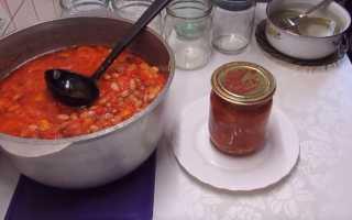 Фасоль консервированная: лучшие рецепты консервации в собственном соку на зиму в домашних условиях