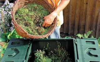 Компост – как правильно и быстро сделать компост   Полки ()