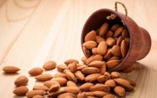 Как хранить миндаль в домашних условиях (очищенный и нет), срок годности, как сохранить свежие орехи