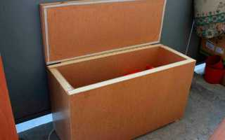 Ящик для хранения картофеля на балконе зимой: как сделать своими руками с подогревом и вентиляцией, контейнер , термос из пенопласта, как утеплить ларь