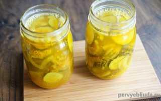 Огурцы с куркумой на зиму: лучшие рецепты, рекомендации по приготовлению и хранению