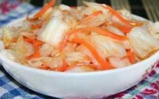 Как правильно замариновать капусту с острым перцем (красным молотым, чили): лучшие рецепты маринованной капусты с горькой специей, чесноком и другими добавками